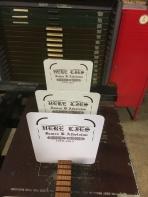 Gravestone Bookmarks